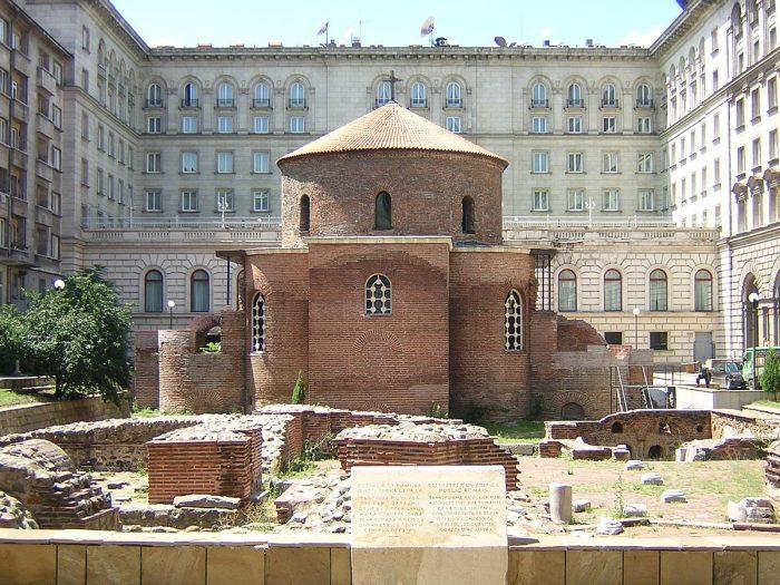 St.George Rotunda Sofia